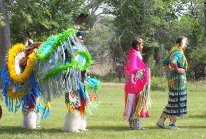 Southern Ute Dancers