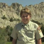 Junior Ranger Nathan Wooden Knife