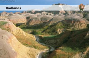 Views of the National Parks Badlands Virtual Experience
