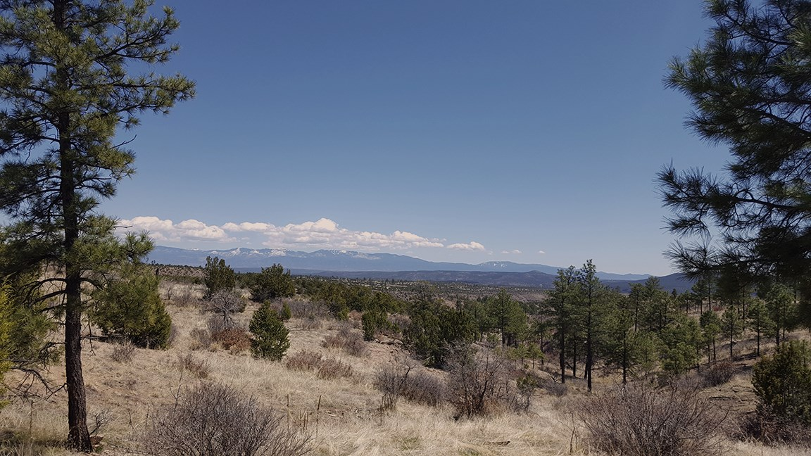 sangres from the rim