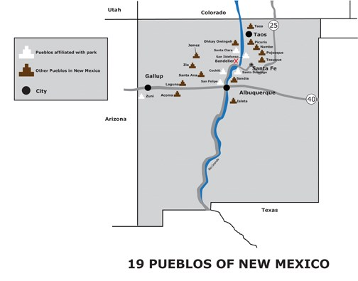 current pueblos