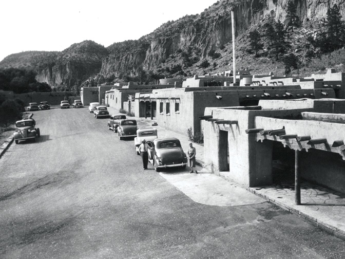 lodge in 1930's