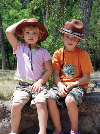 Young Junior Rangers