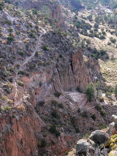 frey trail switchbacks