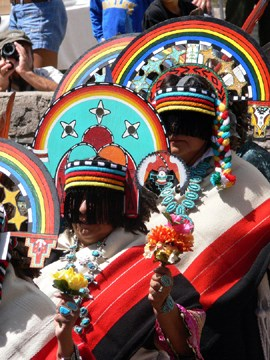 lady zuni dancers small