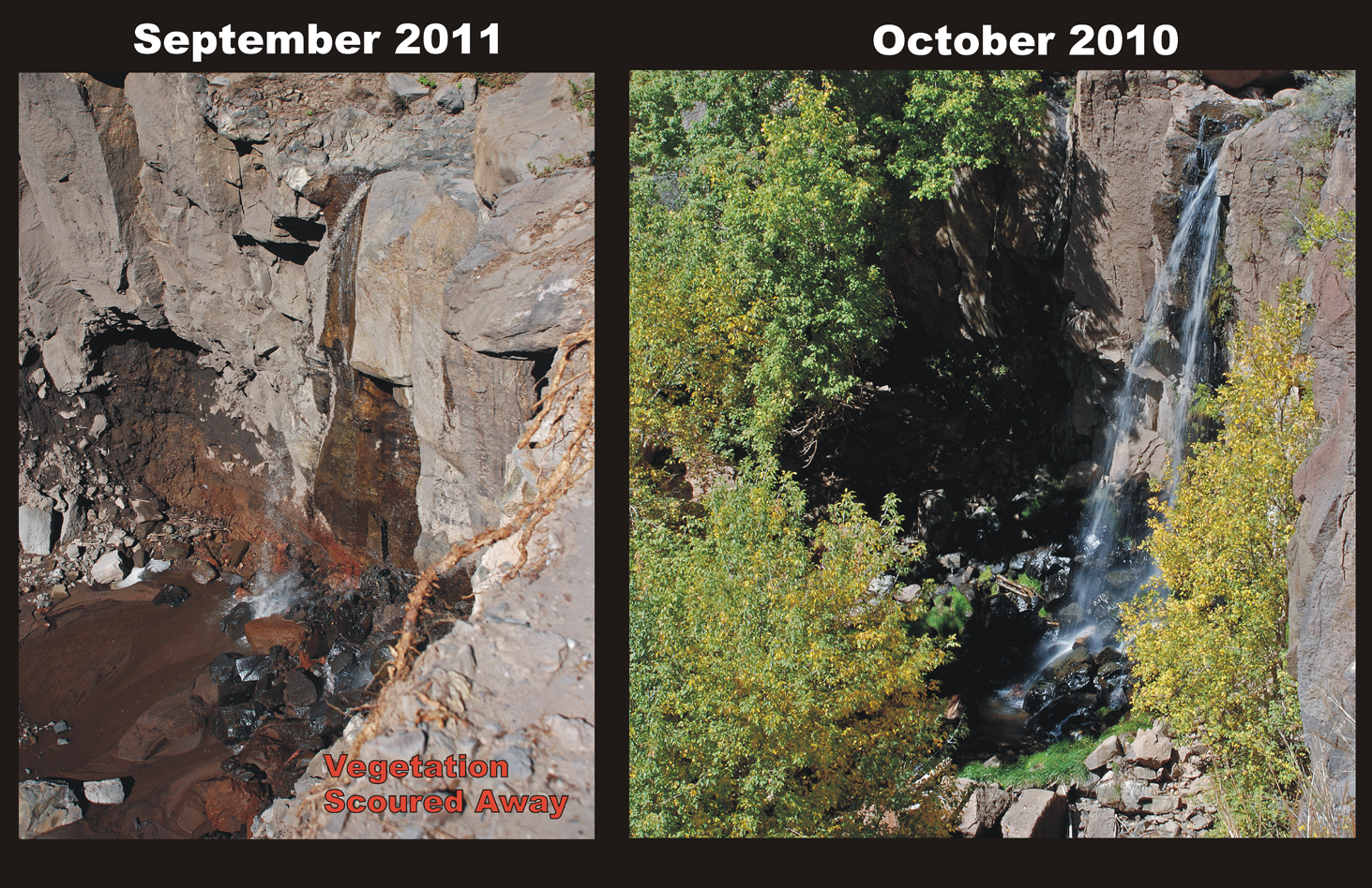 lower falls before after