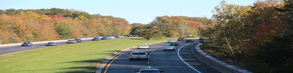 a picture of the Baltimore Washington Parkway