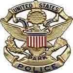 a picture of the U.S Park Police badge