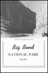 Cover of official park brochure, 1944