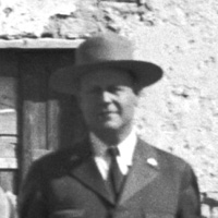 Roger Toll in the Big Bend, February 1936