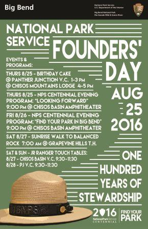 Founders' Day 2016 Events