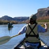 Canoeing the Rio Grande