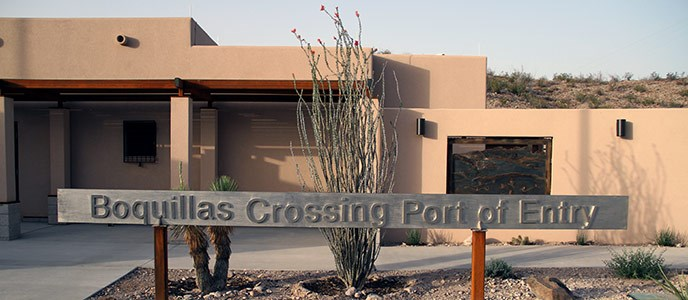 Boquillas Port of Entry
