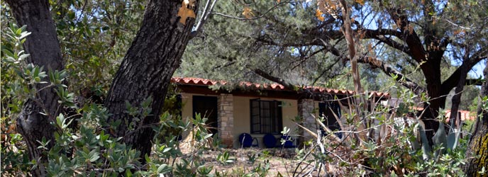 Lodging big bend national park u s national park service for Atv parks in texas with cabins
