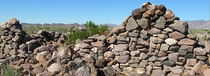Johnson Ranch Ruins