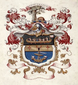 British Northwest Company Coat of Arms