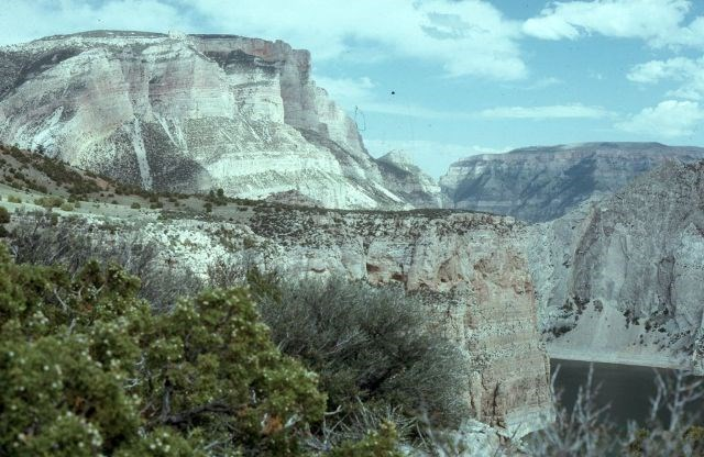 Scenic Vista at Bighorn Canyon