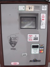 Automated Fee Machine