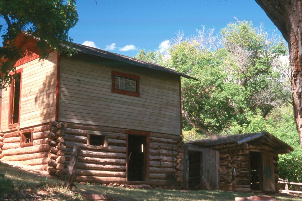 Lockhart Ranch House