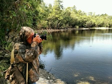 A past Artist-in-Residence capturing Big Cypress National Preserve through pictures.