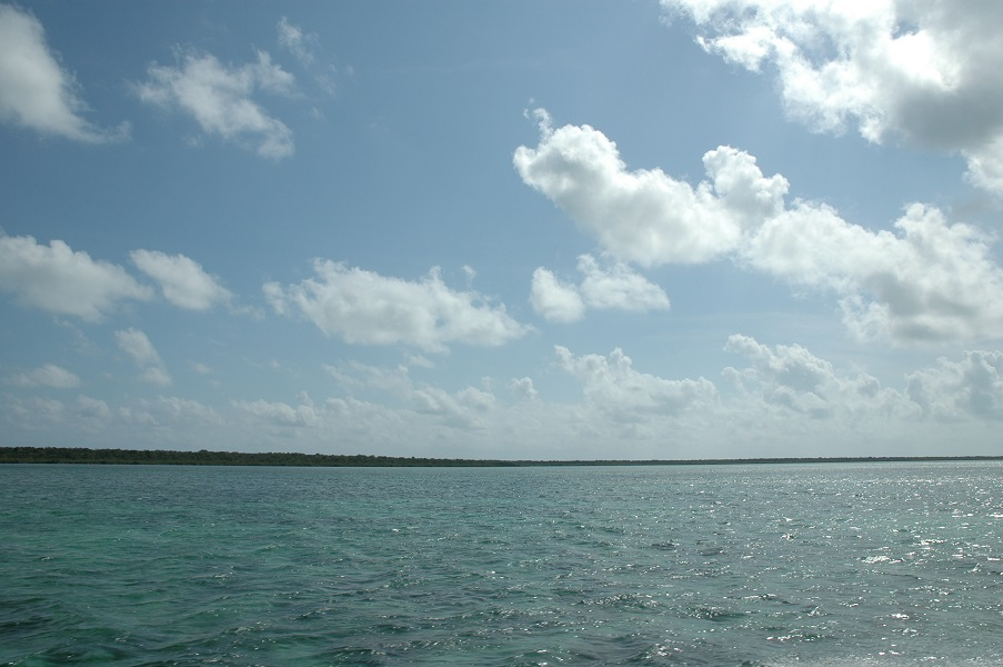 Biscayne Bay and Elliott Key