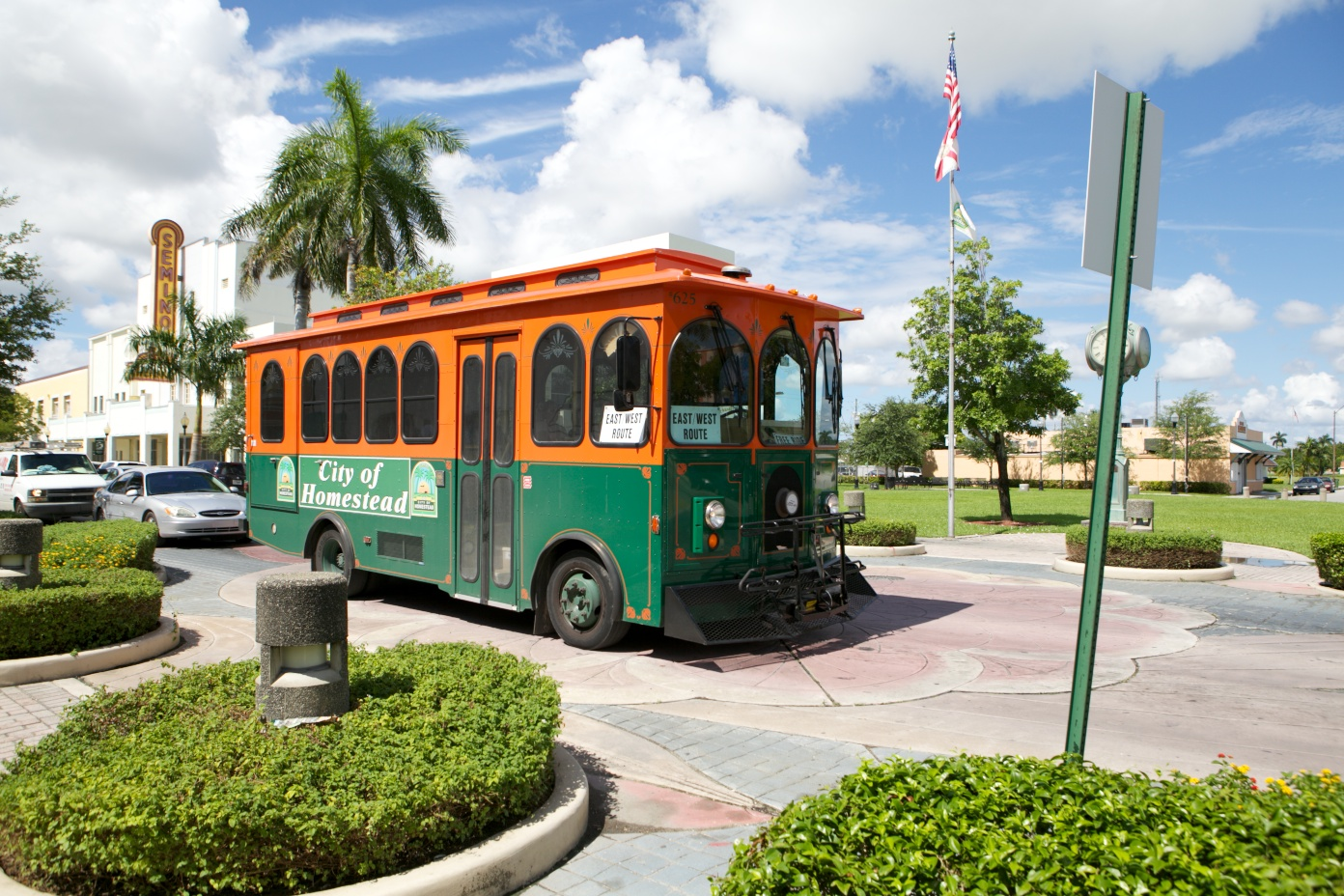 City of Homestead Trolley