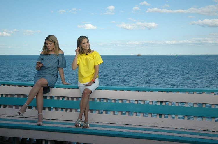 Stiltsville Today Show broadcast
