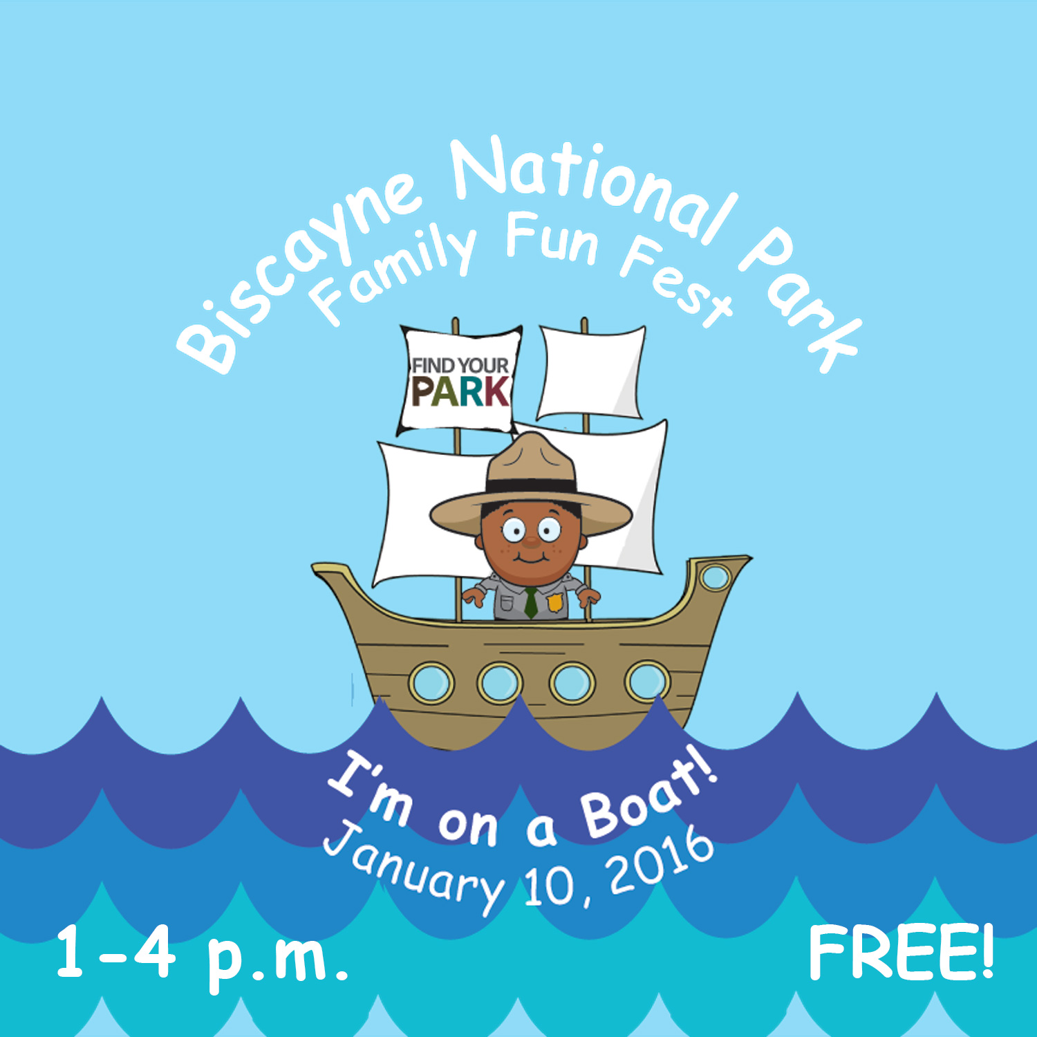 """I'm on a Boat!"" will feature five hands-on and engaging activity stations."