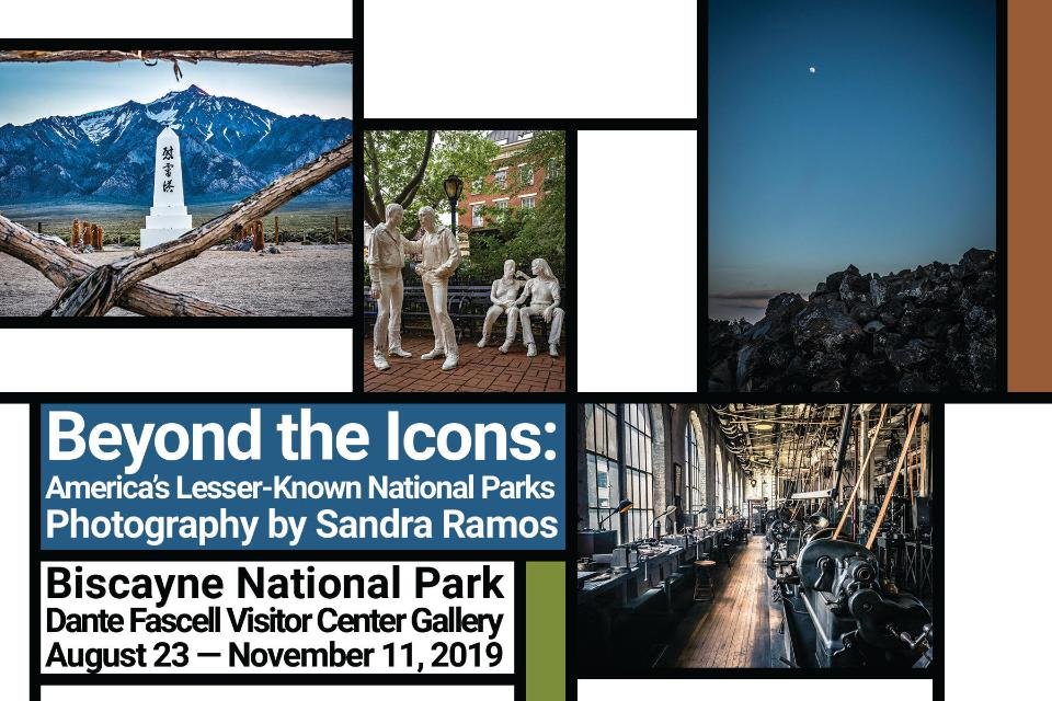 Postcard for Beyond the Icons Photography Exhibit