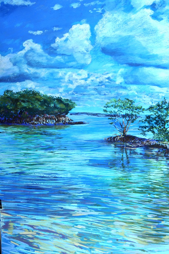 """Biscayne Beautiful"" Art Exhibit"