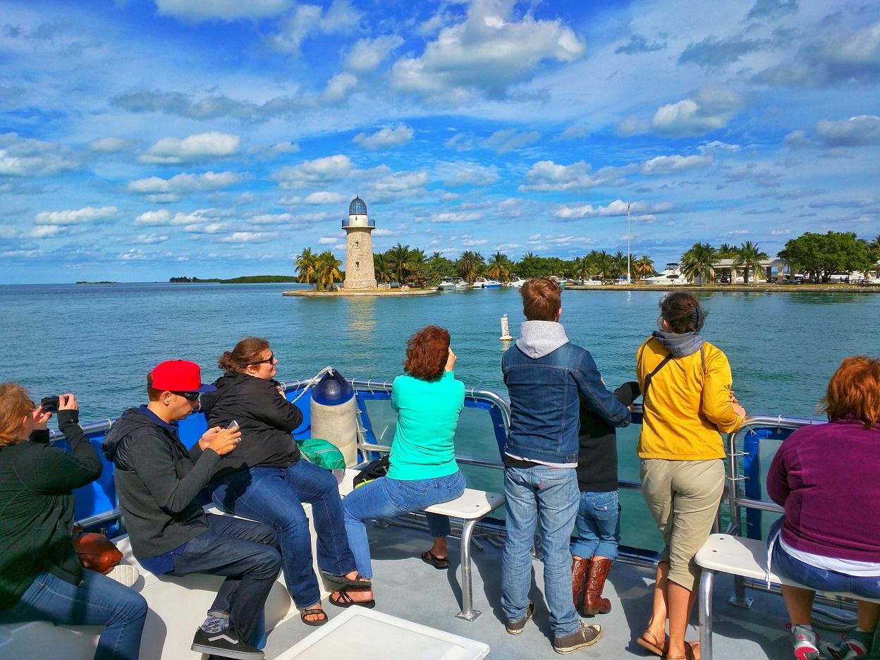 Boca Chita boat tour