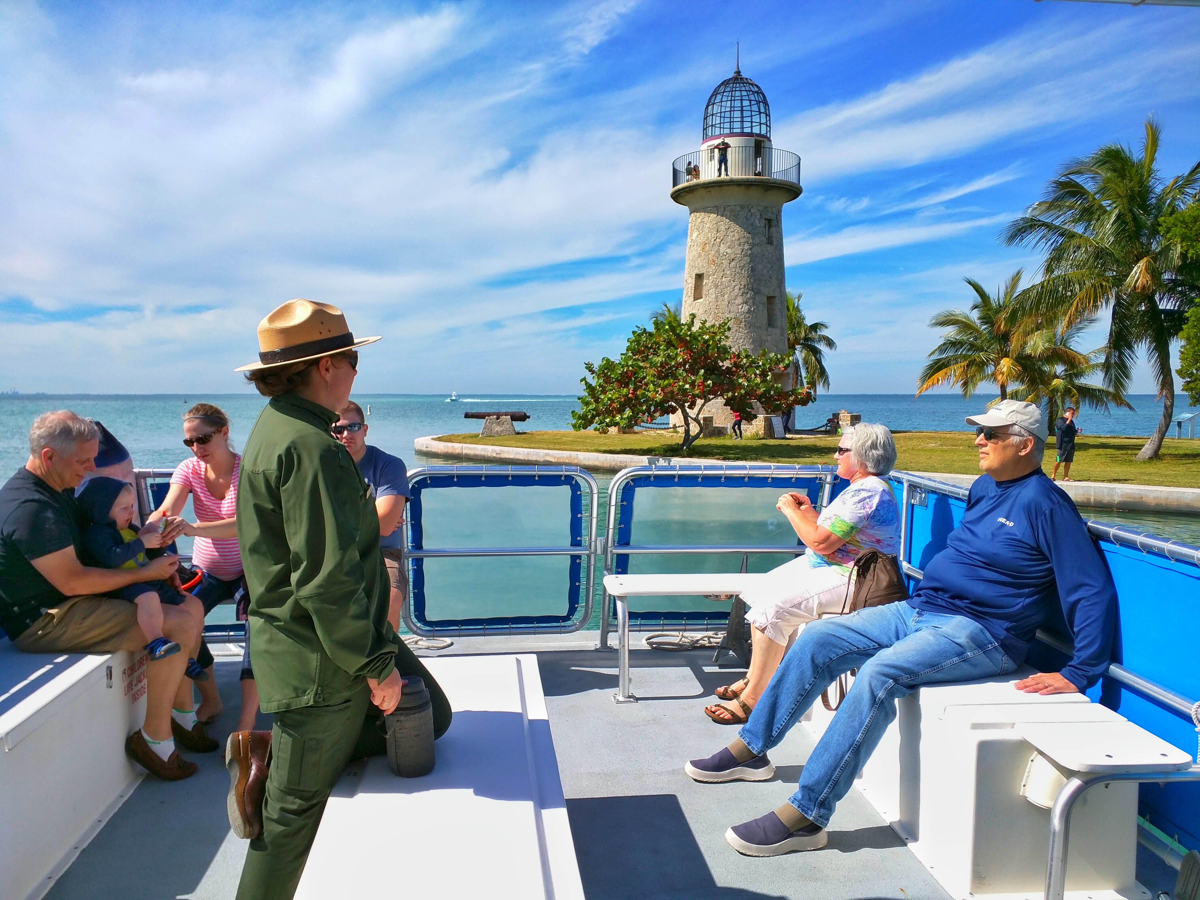 Excursie: Biscayne Bay Boat Tour in Miami, Florida |Boat Trip Miami Key Biscayne