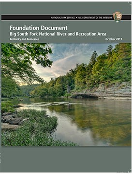 Foundation Document Cover