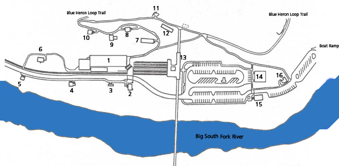 Map of Blue Heron for website
