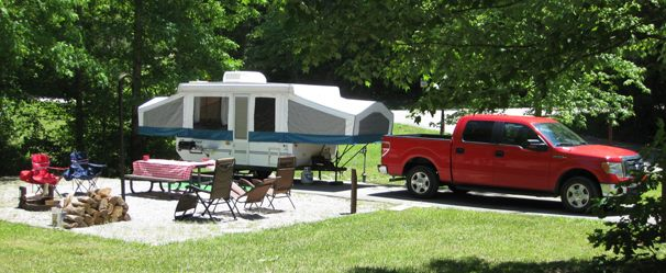 Trailer Camping