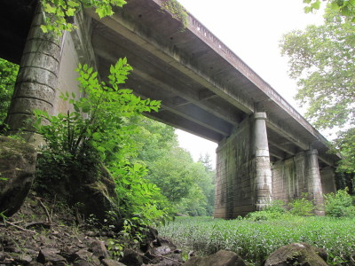 Old Brewster Bridge