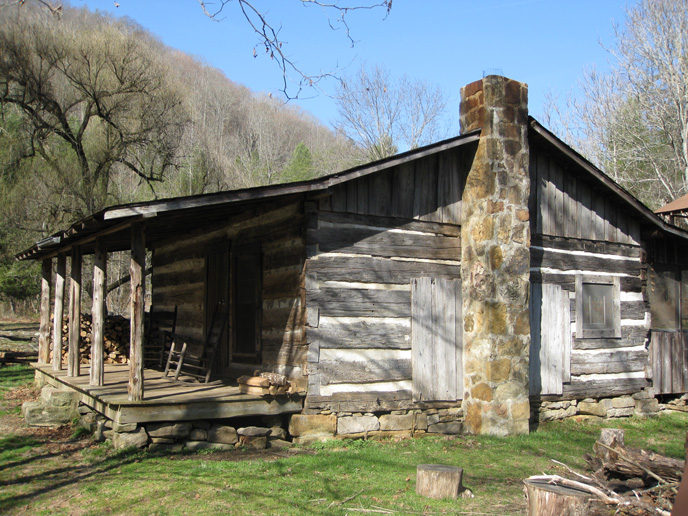 Lodging big south fork national river recreation area for Fishing cabins in tennessee