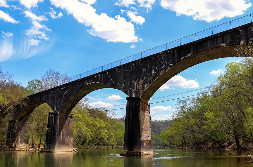Cultural - Sarah Dunlap - K&T Railroad Bridge