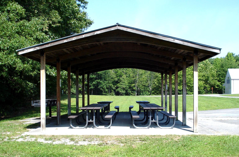 Image gallery picnic shelter for Picnic gazebo