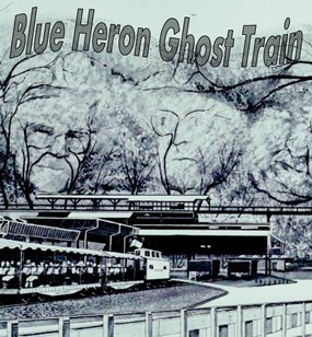 Blue Heron Ghost Train