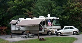 Bandy Creek Campground