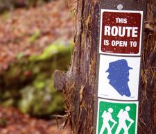 Big South Fork Trail Maps Big South Fork National River