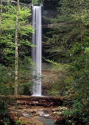 Yahoo Falls, Kentucky