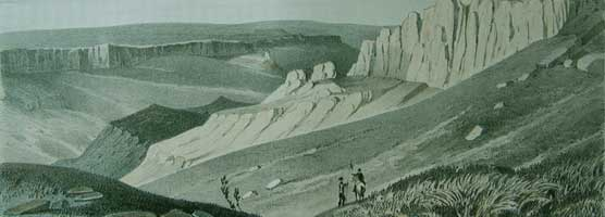 Illustration from Gunnison-Beckwith Exploration Report, 1855