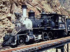 Denver & Rio Grande Western Engine 278