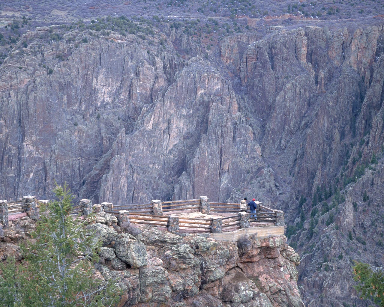 black canyon of the gunnison map pdf