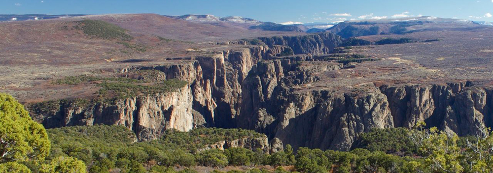 Basic Information Black Canyon Of The Gunnison National Park US