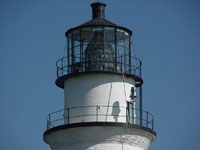 Boston Light's Lantern