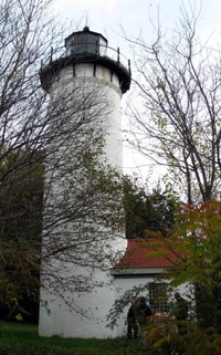 Long Island Head Light, Current Tower