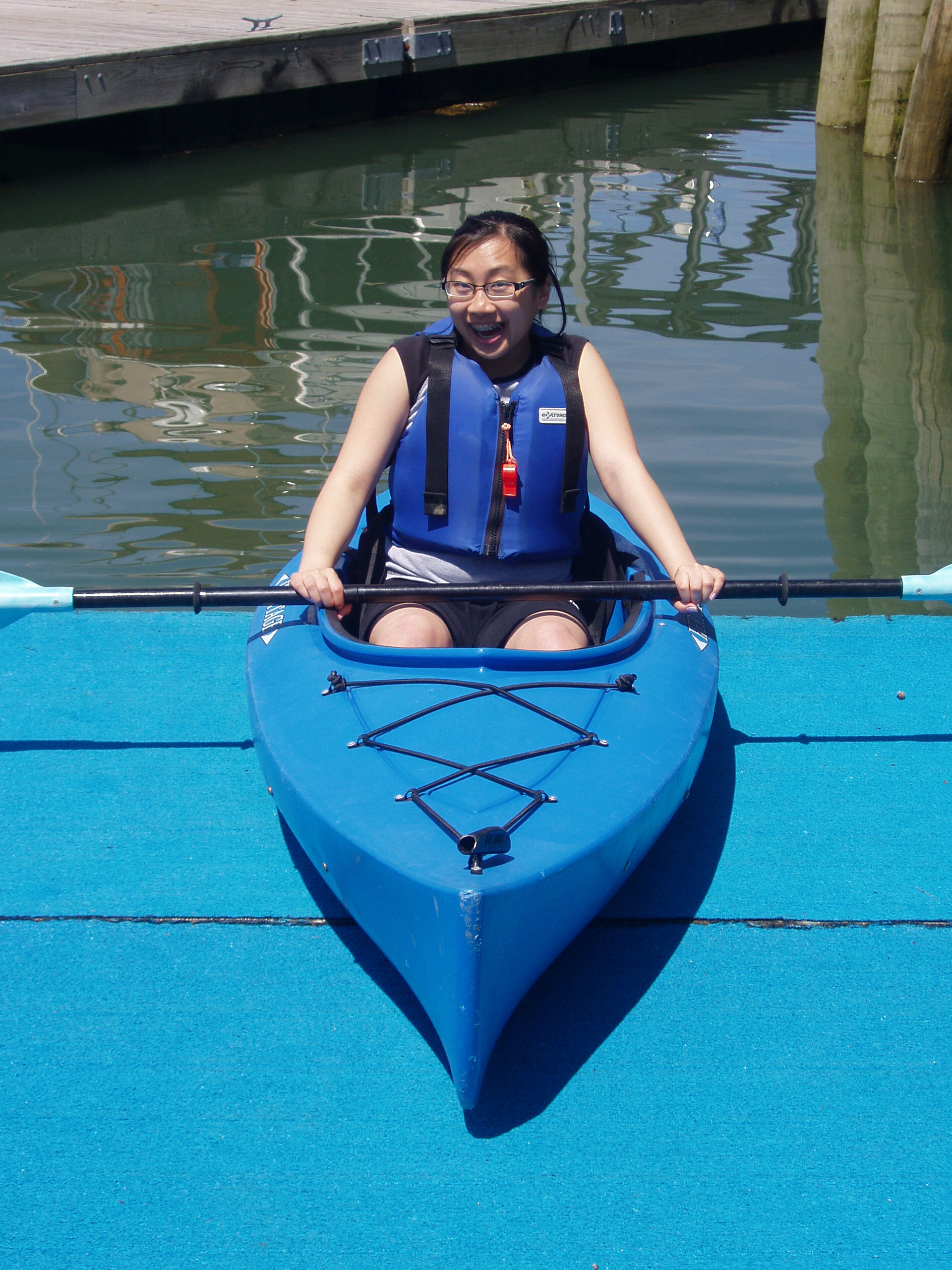 Victoria Luu (kayaking)